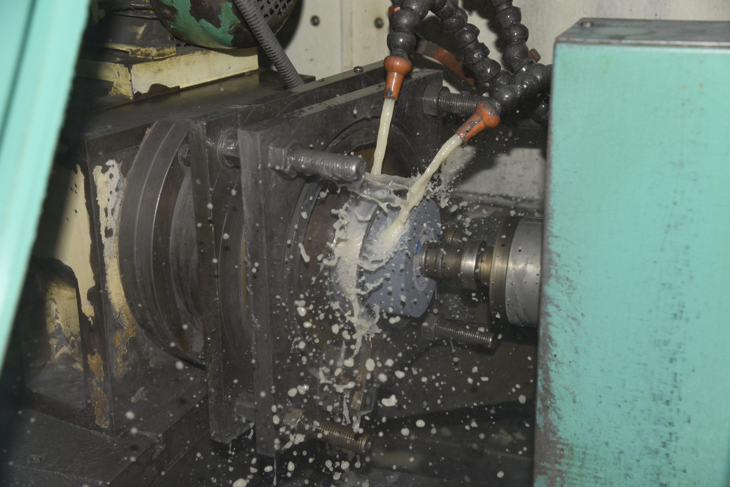 Grinding Process - track Grinding - Marc Bearings Pvt. Ltd. - India 02