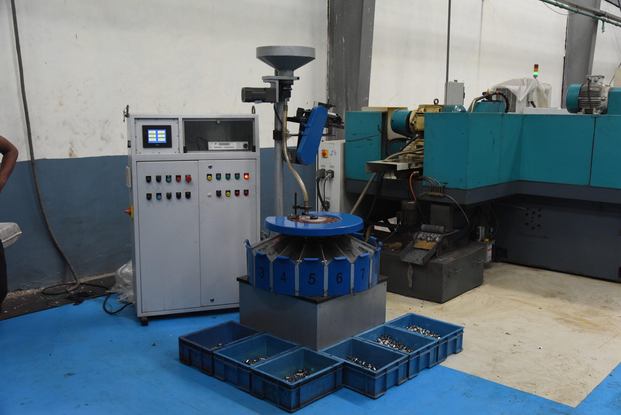 Roller Sorting Machine - Marc Bearings Pvt. Ltd. - India