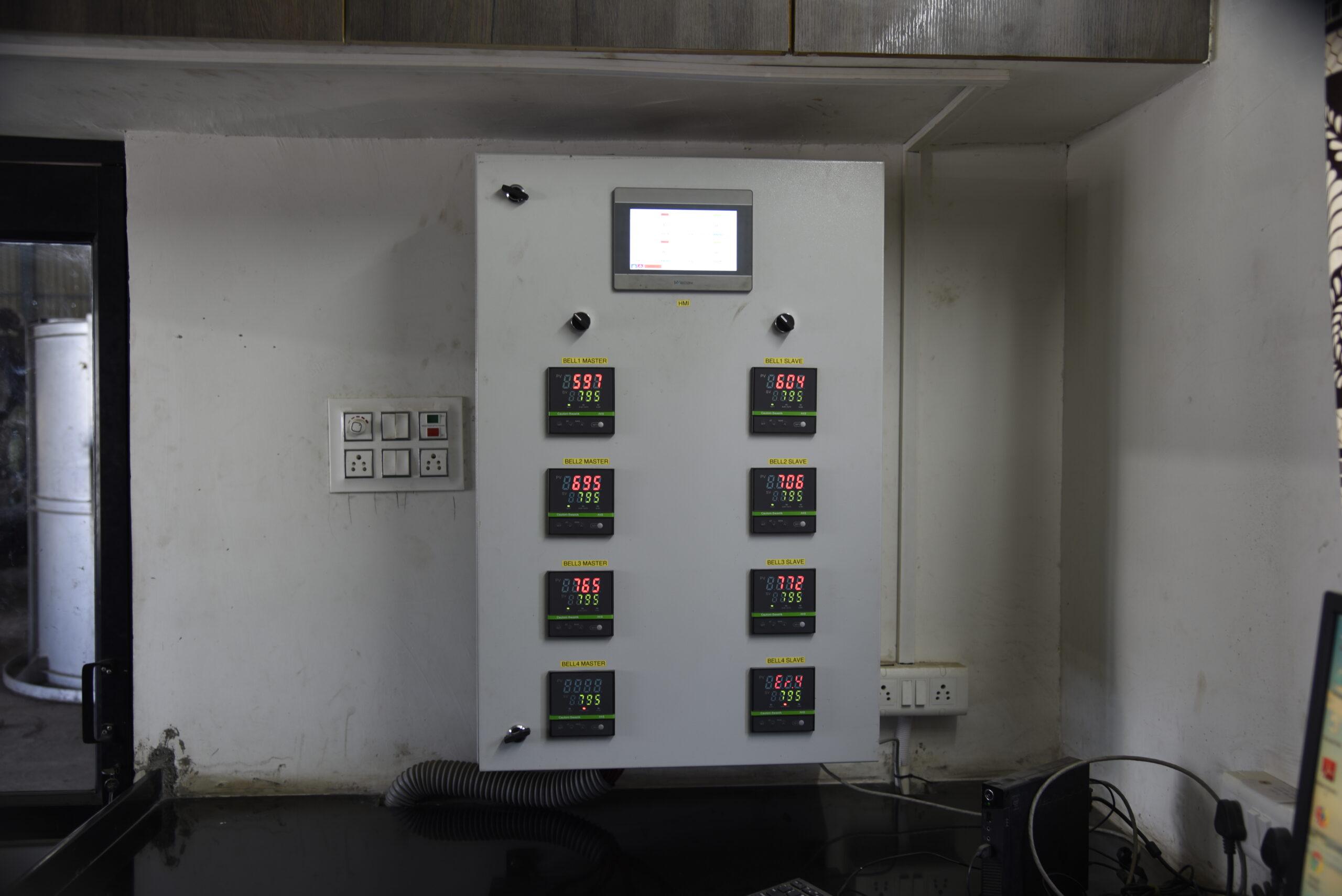 Scada System - Marc Bearings Pvt. Ltd - India