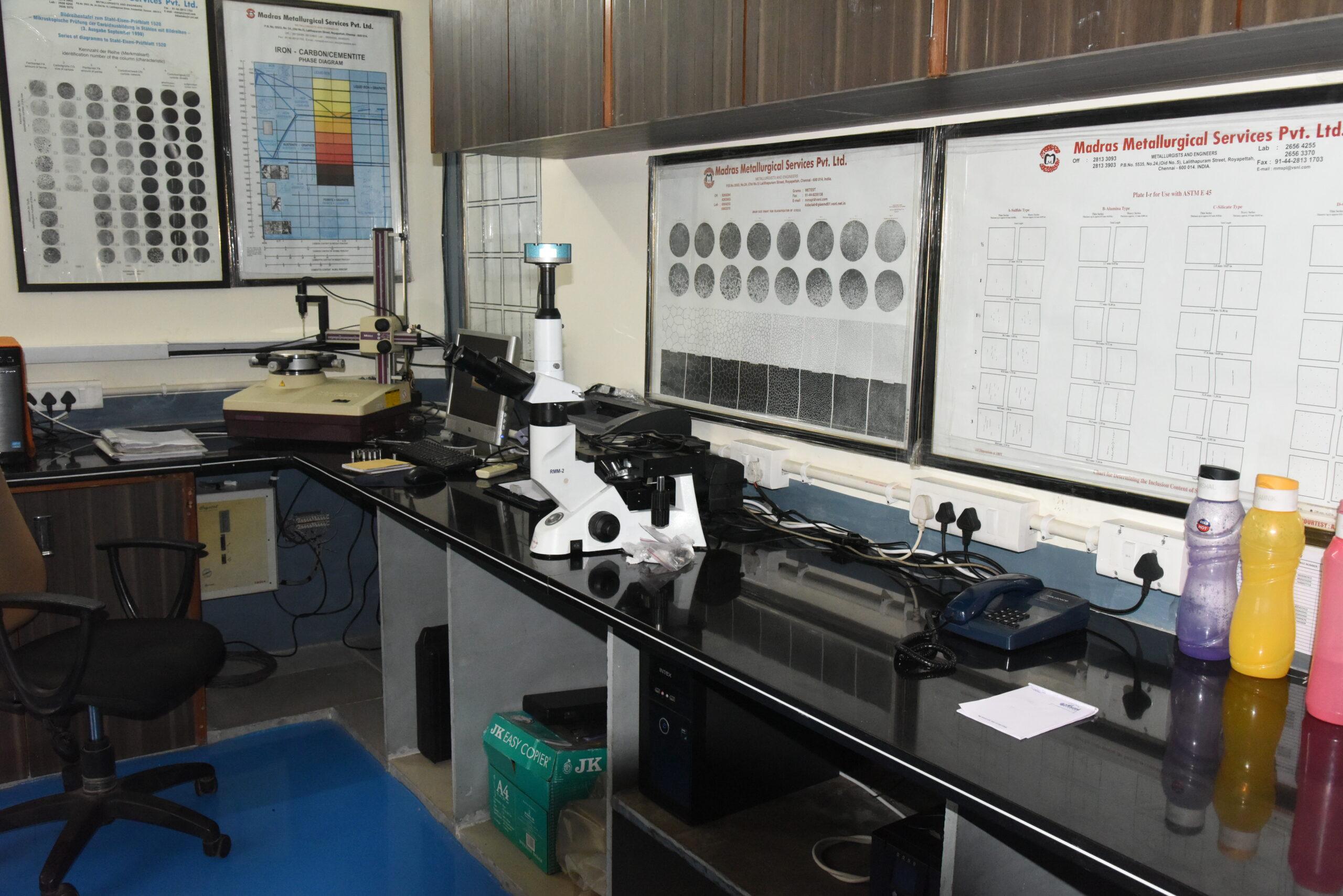 Standard - Quality Control Room - Marc Bearings Pvt. Ltd. - 02
