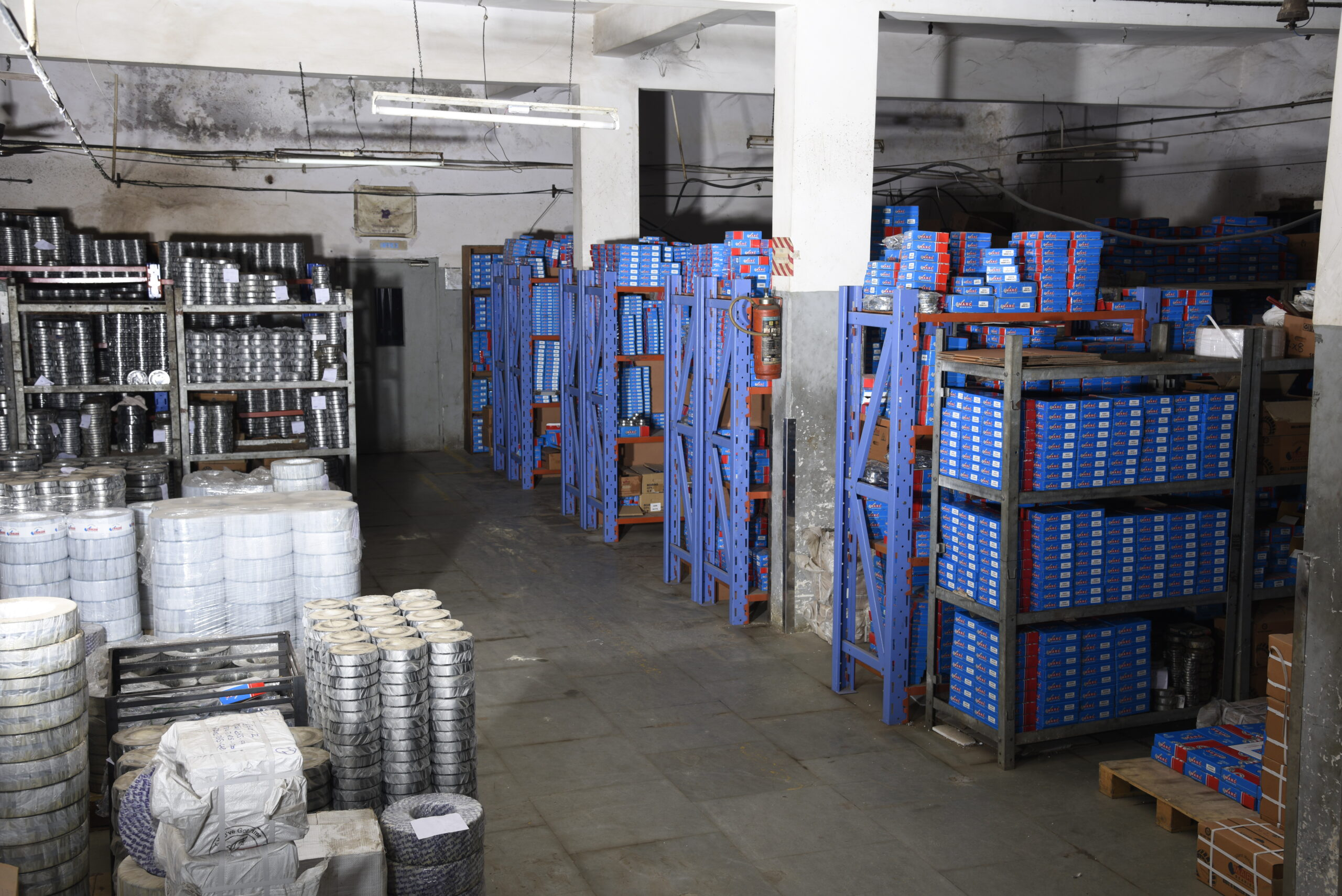 Stock Room and Warehouse - Marc Barings Pvt. Ltd. - 02