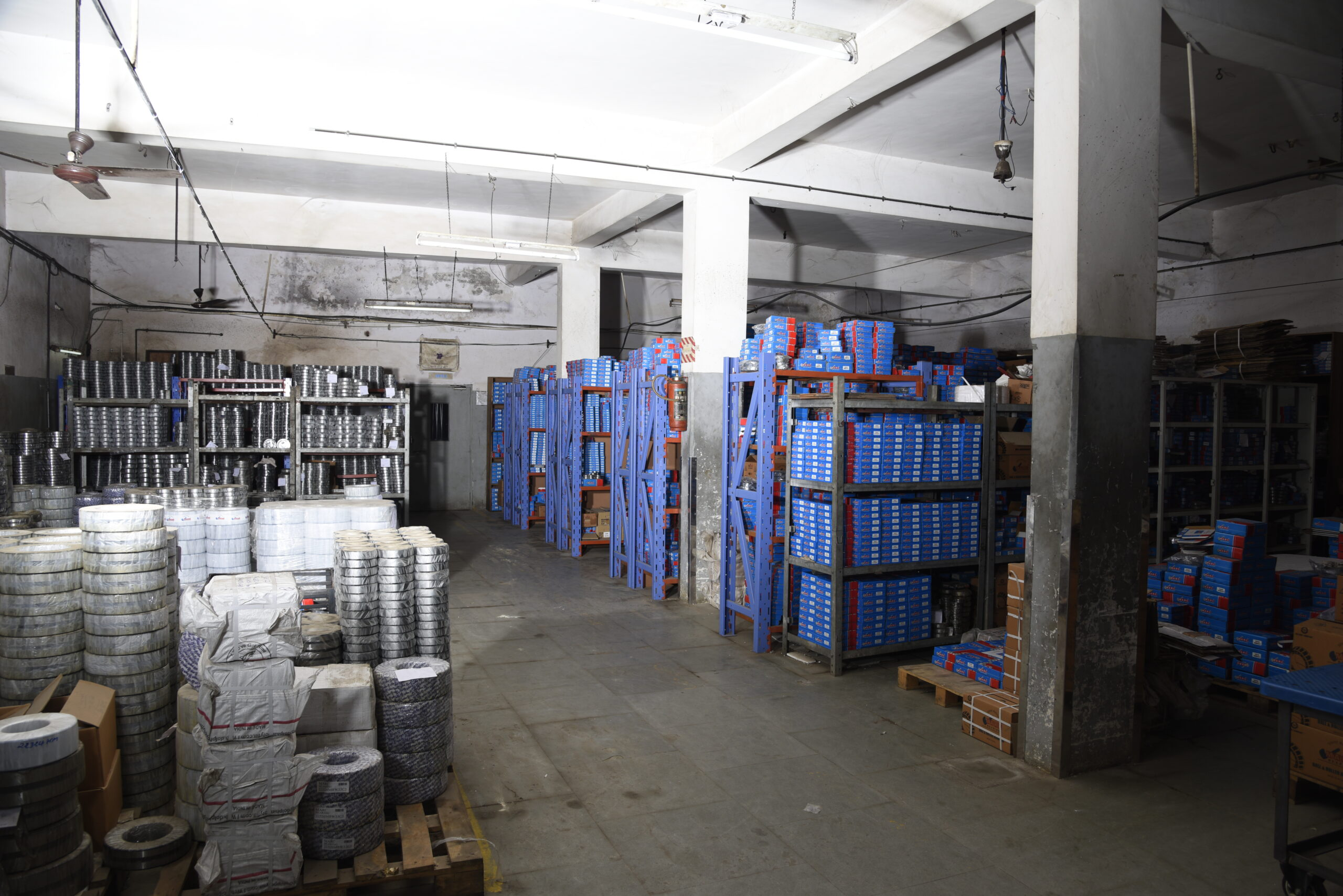 Stock Room and Warehouse - Marc Bearings Pvt. Ltd. India -01