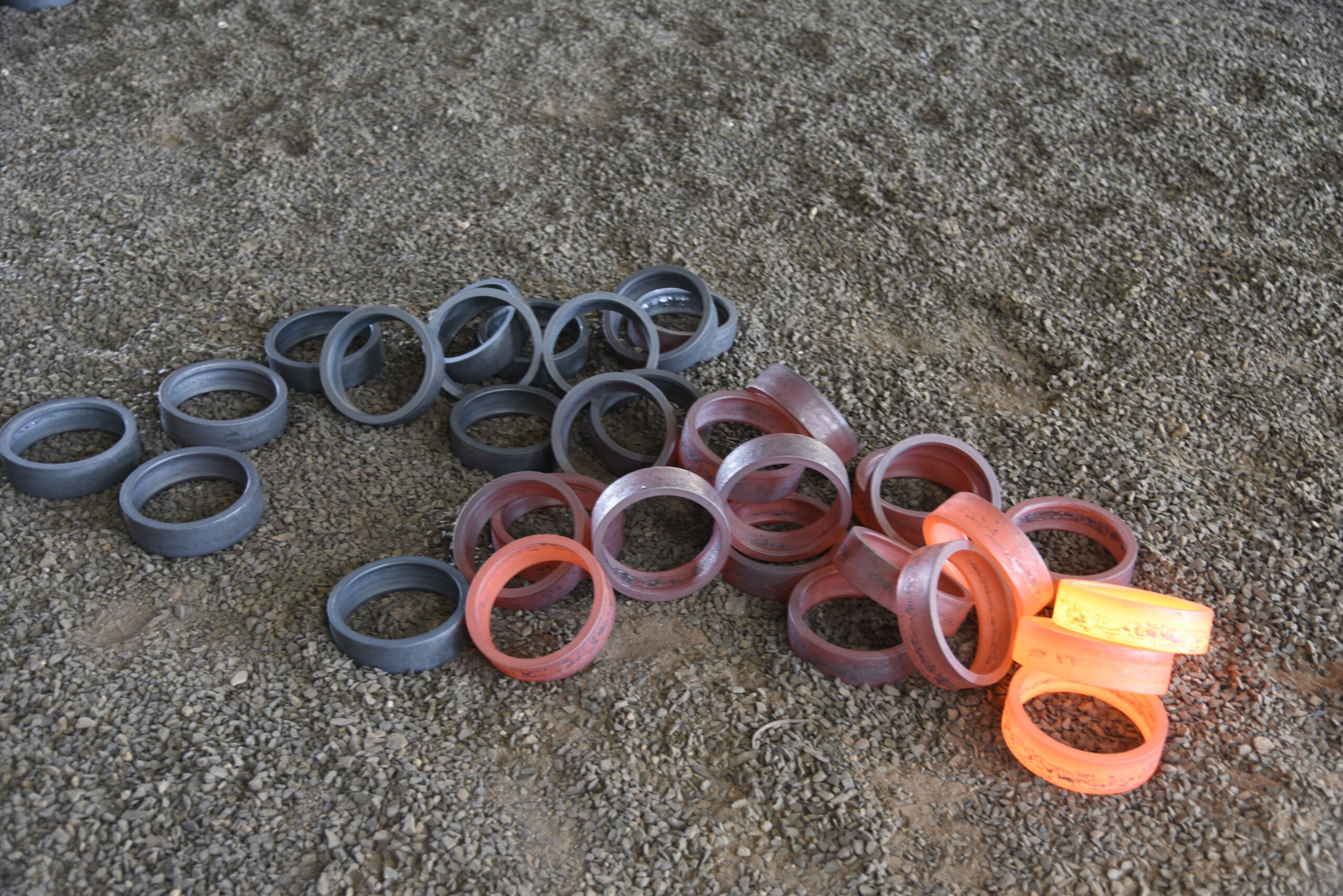 forged rings - Marc Bearings Pvt. Ltd. - india