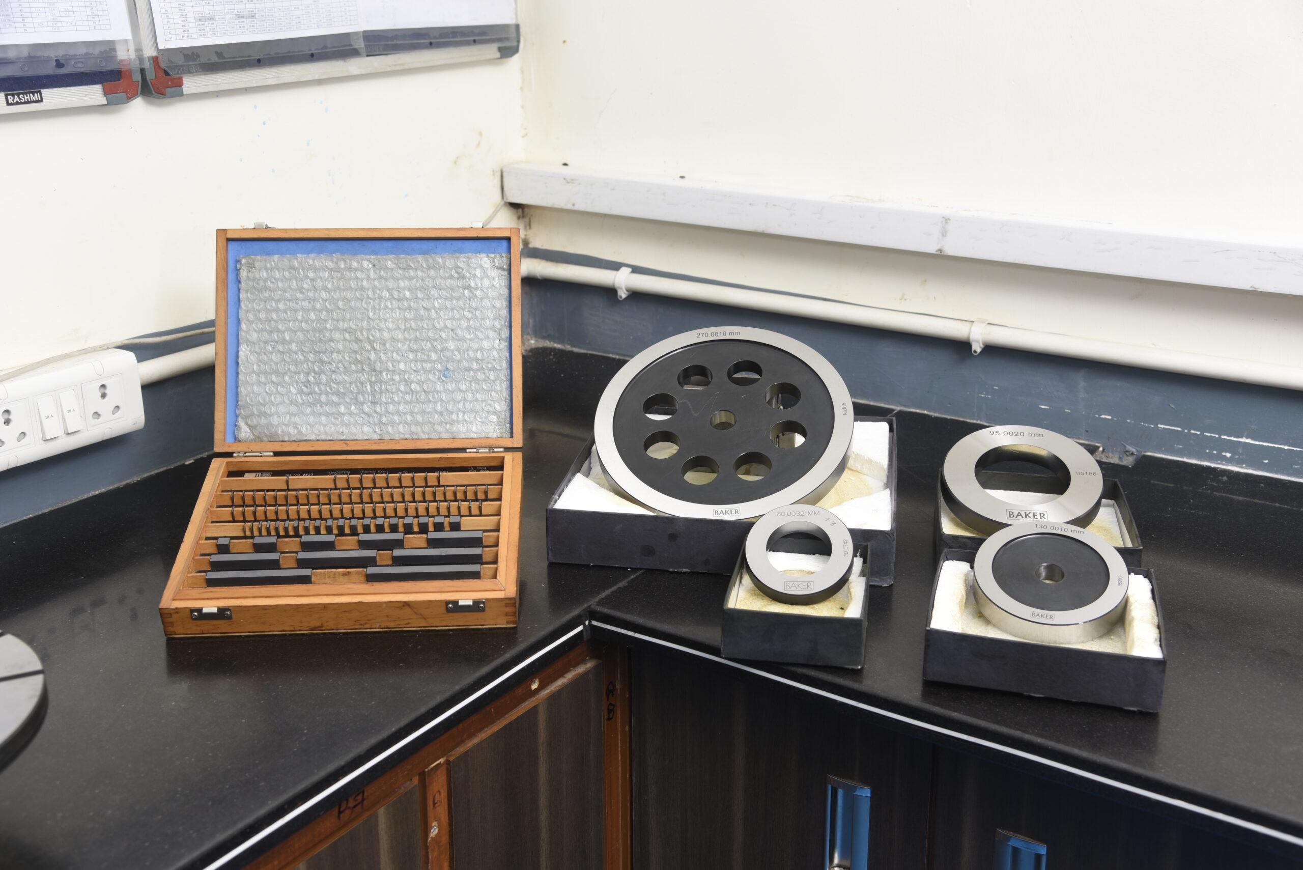 slip Gauge Box - Marc Bearings Pvt. Ltd. - India - Standard - Quality Control Room- Marc Bearings Pvt. Ltd. - India
